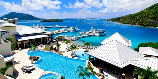 Luxury British Virgin Islands Stay w/Free Nights