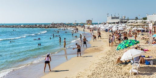 433-455 € -- Fünf Tage Partystadt Tel Aviv mit Flug, -37%