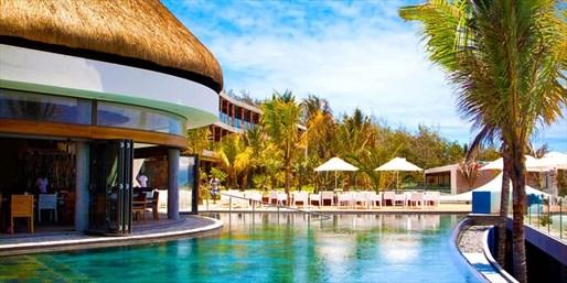 ab 1501 € -- 14 Tage Mauritius am weißen Sandstrand mit Flug