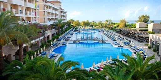 339-366 € -- Türkei-Woche im 5*-Hotel mit All Inclusive,-26%