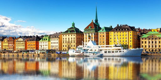ab 95 € -- Flugsale nach Kopenhagen, Oslo & Stockholm