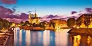 $1285 & up -- Paris & Rome 6-Nt. Package Trip w/Air & Hotels