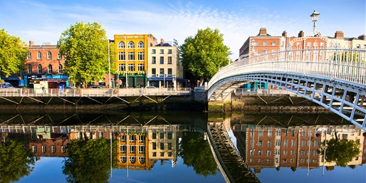 £40 & up -- Flights to Ireland from Various Airports (Rtn)