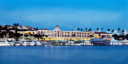 Travelzoo Deal: $199 -- Glamorous Newport Beach Waterfront Hotel, Save $120