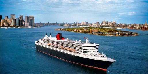 £879pp -- Transatlantic Cunard Cruise to NYC inc Miami Stay