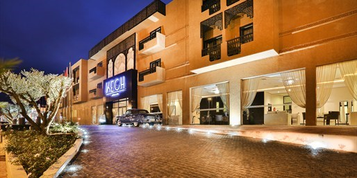 £179pp -- Marrakesh Boutique 3-Night Break w/Meals & Upgrade