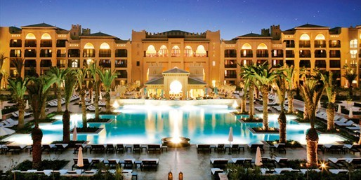 £399pp -- Morocco 5-Star Week w/Flights & Meals, Save 61%
