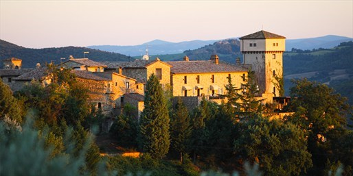 £299pp -- Italy: 7-Nt Deluxe Umbria Escape w/Meals, 44% Off