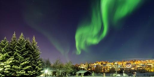£199pp -- Iceland Break w/Northern Lights, Save 57%