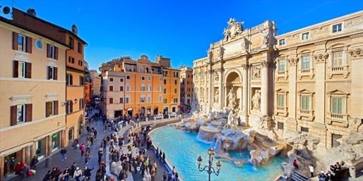 £199pp -- Rome 3-Night Deluxe Break w/Flights fr Manchester