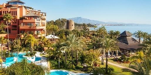 £189pp -- Andalucia: 5-Star Kempinski Escape w/Flights