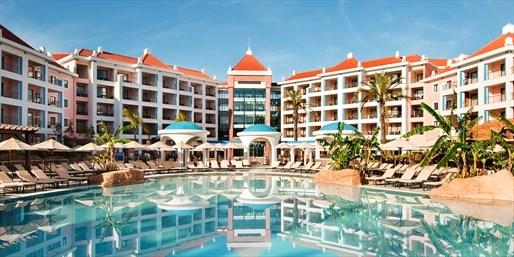 £299pp -- Algarve Hilton 4-Night Break inc Flights & Meals