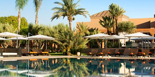 £199pp -- Marrakesh Break at Luxury Resort, w/Meals, 38% Off