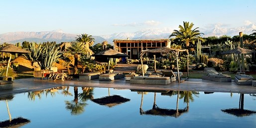 £199pp -- Marrakesh 5-Star 3-Night Break w/Flights & Meals