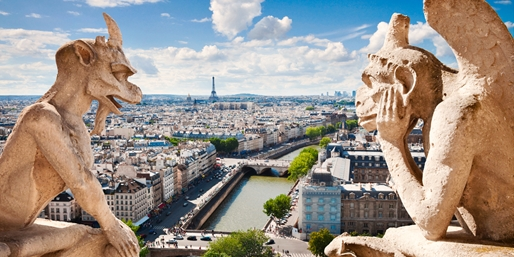 Summer in Paris & Rome: 7-Night Guided Vacation, From $1,725