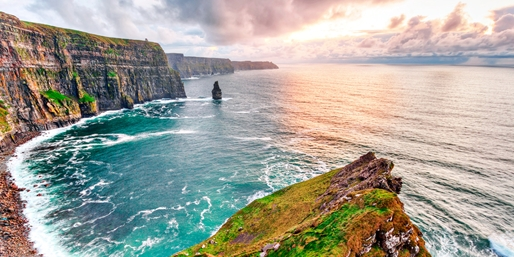 6-Night Upscale Irish Getaway w/Air, From New York City