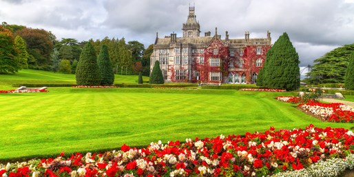 Ireland 5-Star Manor Vacation Incl. Air, From $915