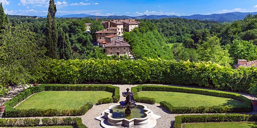 Tuscany: Ferragamo Vineyard Estate 7-Nt. Trip w/Air, From New York City