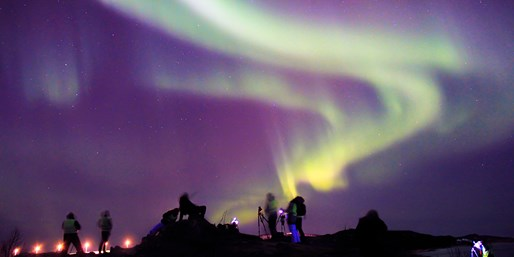 Iceland's Northern Lights: 4-Night Tour w/Air, From New York City