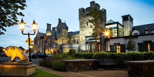 £79 -- 'Grand' Dublin Castle Hotel Stay w/Breakfast, 49% Off
