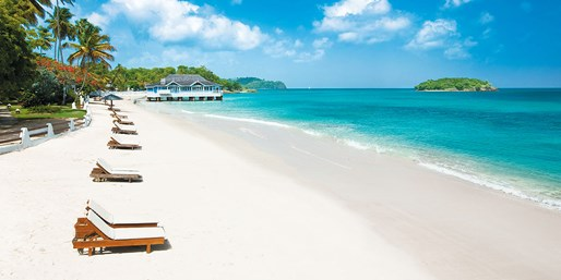 £1489pp -- All-Inc Luxury Sandals St Lucia Break, £900+ Off