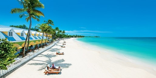 £1299pp & up -- Sandals Half-Price Caribbean Holiday Sale