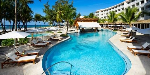 £1445pp -- Barbados Luxury All-Inc Sandals Week, Save £1401
