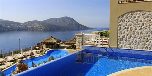 £599pp & up -- Turkey: Kalkan Luxury Boutique Escape in July