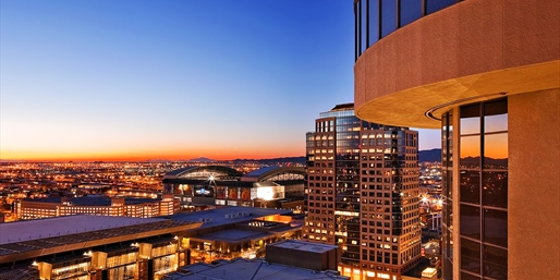 $59 -- Phoenix: Hip Downtown Hotel incl. Weekends, Half Off