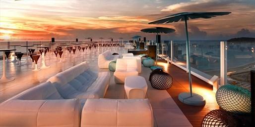 £299pp -- Ibiza: Luxury 4-Nt Hard Rock Hotel Break w/Flights