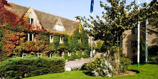 £99 -- Cotswolds 17th-Century Manor Escape w/Meals, Was £159