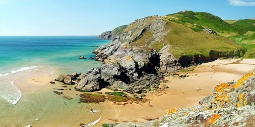 £89 -- 'Perfect' South Devon Coast Stay inc Cream Tea