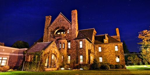 $169 -- Finger Lakes Castle Escape w/$100 to Spend, 40% Off