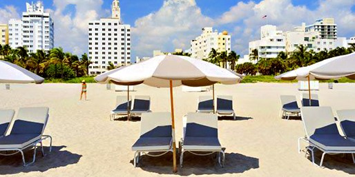 $159 -- South Beach: Ocean Drive Hotel w/Breakfast, $270 Off