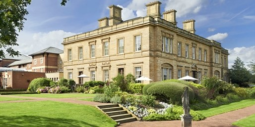£99pp -- 'Lavish' 2-Night Yorkshire Getaway w/Meals & Wine