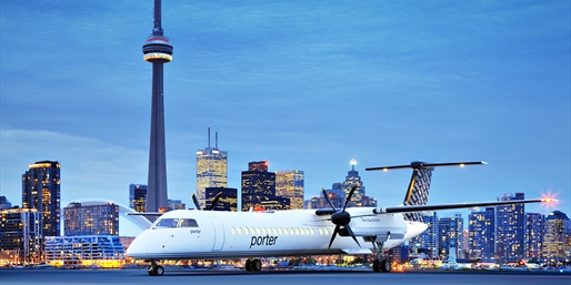 Billy Bishop Airport, Toronto