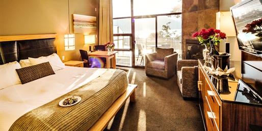 $126 -- Victoria Oceanfront Resort w/$50 Credit, Save $85