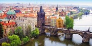 $840 -- Fly Montreal-Prague & Return from Budapest (R/T)