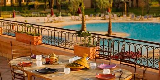 £159pp -- Marrakesh 3-Nt All-Inc Escape w/Flights & Hammam
