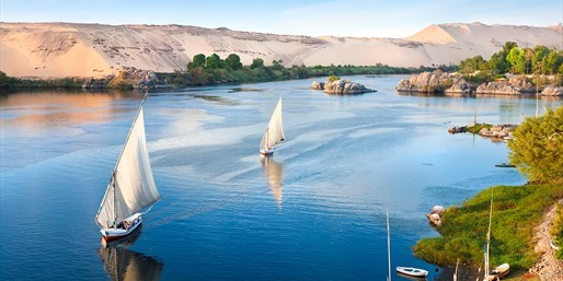 £499pp -- Luxury 2-Week Nile Cruise & All-Inc Red Sea Stay