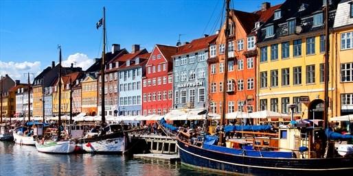 £229pp -- Copenhagen 3-Nt Deluxe City Break w/Tour & Upgrade