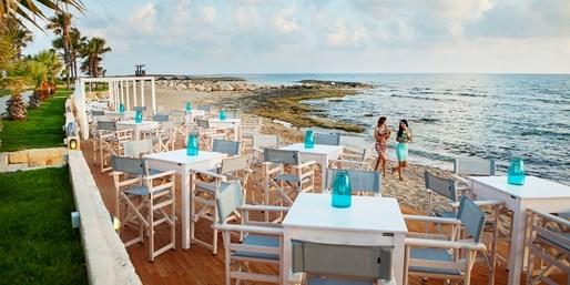 £189pp -- Cyprus 7-Night Getaway w/Meals & Flights, Save 50%