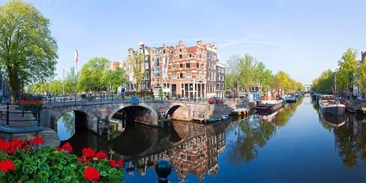£159pp -- Amsterdam 3-Nt Break; Fly from Scotland & Belfast