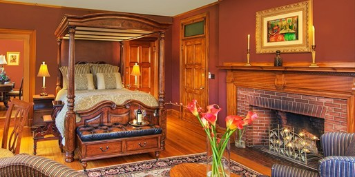 Travelzoo Deal: $99 -- Historic Vermont Mansion, w/$75 in Credits