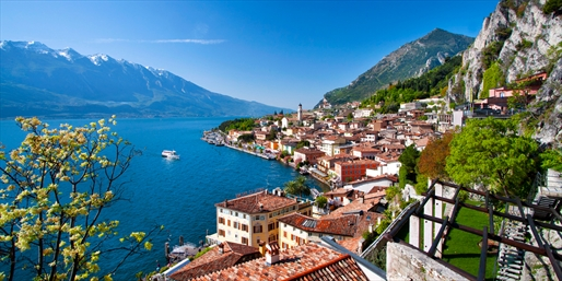 £399pp -- Lake Garda Escape w/Flights & Meals, Save £309