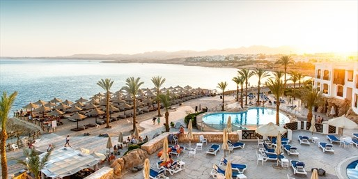 £389pp & up -- Sharm All-Inclusive Deluxe Beach Holiday