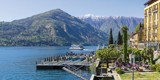 £419pp & up -- Lake Como: All-Inclusive Week, Save 47%