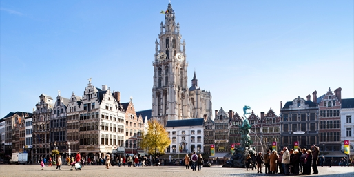 £199pp -- Belgium Mini Cruise over Easter Weekend
