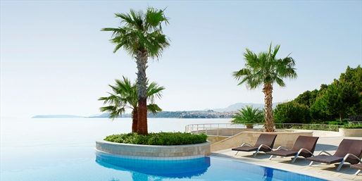 £89 & up -- Croatia: 5-Star Split Hotel w/Sea View Room