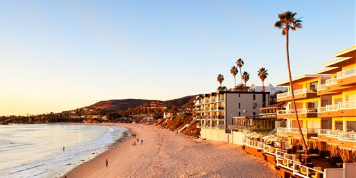 Travelzoo Deal: $119 -- Laguna Beach Oceanfront Retreat, Reg. $269